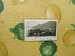 VICO EQUENSE Panorama Viaggiata 1907 - Napoli