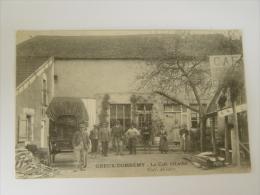 VOSGES-GREUX DOMREMY-LE CAFE HILAIRE-ANIMEE-SELECTION - France