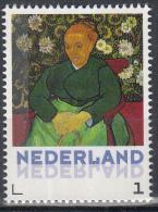 Nederland - Vincent Van Gogh - Uitgiftedatum 5 Januari 2015 - Portretten - La Berceuse (Portret Van Madame Roulin) - MNH - Netherlands