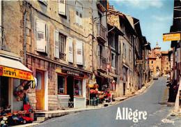¤¤  -   ALLEGRE    -   Rue Porte De Monsieur   -  ¤¤ - France
