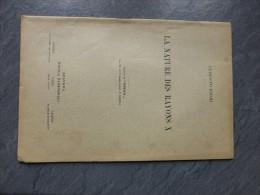 Augusto RIGHI, La Nature Des Rayons X, Bologne 1914 ; Ref C4 17 - Livres, BD, Revues