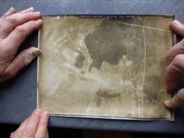 Guerre 14-18  Photo Aérienne Saint-Mourges 124/347 Avril 1918, Altitude 5000 M, Format 17X22; Ref 752 - Guerre, Militaire