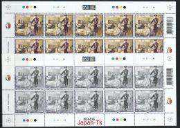 MALTA Mi.Nr. 1567-1568 Europa- Der Brief -  Kleinbogen -2008 - MNH - Europa-CEPT