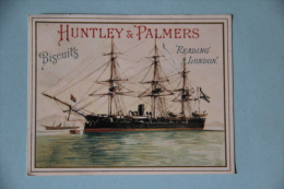 CHROMO - Biscuits HUNTLEY And PALMERS - Reading LONDON - Confiserie & Biscuits