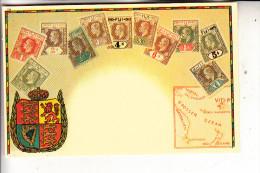 FIJI, Early Stamps Of Fiji, REPRO - Fidschi