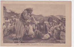 Balkan Typen - Zigeunerinnen Auf Dem Sonntagsausflug - Gypsy Women - Europe