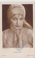Camilla Horn - Autograph - Actors