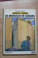 Les Cités Obscures - T1 - Les Murailles De Samaris - Schuiten/Peeters - EO - Cités Obscures, Les