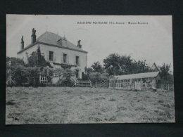 Ref3983 JU CPA De Bussière Poitevine (Limousin) - Maison Blanche 1910 - édition Bourgadier Georges - Bussiere Poitevine