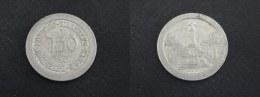 1921 A - 150 PFENNIG LUDWIGS EISENBAHN NURNBERG FURTH - ALLEMAGNE - GERMANY - DEUTSCHLAND - NUREMBERG - [ 3] 1918-1933: Weimarer Republik