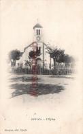 ALGERIE - DJELFA -  L'Eglise - 2 scans
