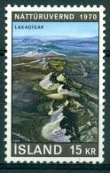 Islande / Island 1970 ' Volcan Lakagigar ' Mnh*** - Volcanos