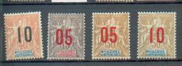 NCE 473 - YT 105 - 107 à 109 * CC - New Caledonia