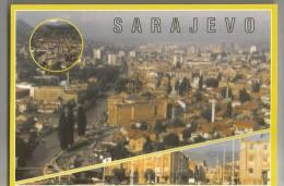 BOSNIA  AND HERZEGOVINA -Sarajevo- - Bosnie-Herzegovine