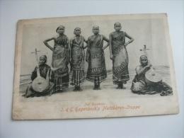 IND. BAJADEREN J. E G. HAGENBECK'S MALABAREN-TRUPPE - Costumi
