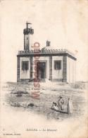 ALGERIE - DJELFA - La Mosqu�e - 2 scans
