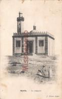ALGERIE - DJELFA - La mosqu�e - 1906 - 2 scans