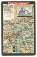 Suisse /Schweiz/Svizzera/Switzerland/ Canton D'Argovie (Kanton Aargau) - AG Argovie