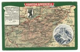 Suisse /Schweiz/Svizzera/Switzerland/ Canton D'Appenzell (Kanton Appenzell) - AI Appenzell Rhodes-Intérieures