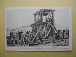 Une Machine De Guerre Romaine. - Historia