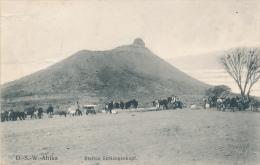 DSWA - 1909 , Station Schlangenkopf - Ehemalige Dt. Kolonien