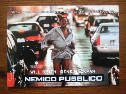 Public Enemy Nemico Pubblico Movie Film Carte Postale - Unclassified