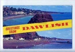 GB602 - Greetings Fron DAWLISH - Angleterre