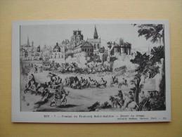 Le Combat Du Faubourg Saint-Antoine. - History