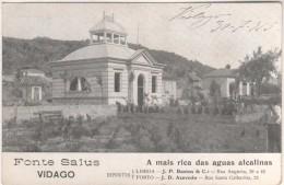 VIDAGO -FONTE SALUS  -  VIDAGO - Vila Real