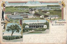 ELSENBORN - 1904 , Truppenübungsplatz - Eupen Und Malmedy
