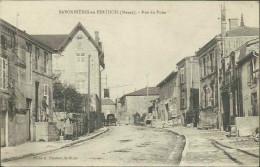 SAVONNIÈRES-en-PERTHOIS - Rue Du Puits - Autres Communes