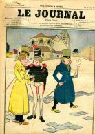 LE JOURNAL POUR TOUS   N°51   14ÈME ANNÉE   DÉCEMBRE 1904 DESSINS DE RICARDO FLORÈS, DJIM, BIROG, LE BOCAIN... - Revues & Journaux