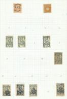 Yougoslavie Journaux N°1, 2, 5, 6, 8, 12, 18 à 20, 22 Cote 6.10 Euros - Zeitungsmarken