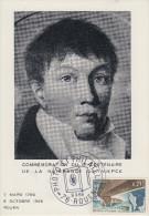 Carte  Hommage  à  Nicéphore   NIEPCE     ROUEN    1966 - Fotografie