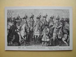 La Publication De La Paix D'Utrecht. - History