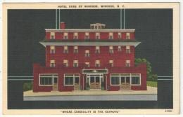 Hotel Duke Of Windsor, Windsor, N.C. - Etats-Unis