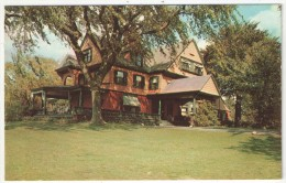 Sagamore Hill, Oyster Bay, Long Island, N.Y. - Residence Of Teddy Roosevelt - Long Island