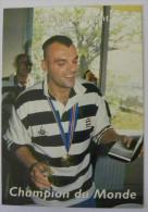 CPM  Philippe GARDENT Champion Du Monde De Handball 1995 En Islande - Pallamano