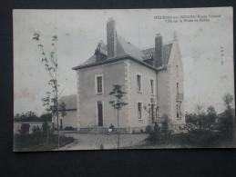 Ref3995 JU CPA De Méziere Sur Issoire (Limousin) - Villa Sur La Route De Bellac - JSD 121 - 1907 - Meziere Sur Issoire