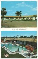 Royal Palm Motor Lodge, West Palm Beach, Florida - Palm Beach
