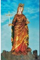 Mineo, Catania, Marcofilia, Annullo postale, Religioso, Santa Agrippina