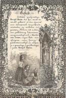 DP. MARIA VAN LOO - ° EVERGHEM 1772 - + ASSENEDE 1858 - Religión & Esoterismo