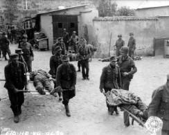 GUERRE 1939 SOLDATS AMERICAINS D AVRANCHE ET NORD DE LA FRANCE COPIE HAUTE QUALITE - Reproductions