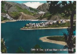 Colle Di Tora E Il Suo Lago - Rieti - H2556 - Rieti