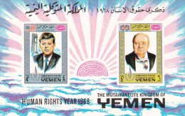 Yemen Hb Michel 119 - Yemen