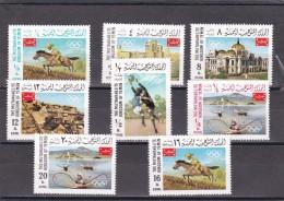 Yemen Nº Michel 403 Al 410 - Yemen
