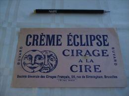 AA2 Buvard Crème éclipse Cirage à La Cire - Société Générale Des Cirages Français à Bruxelles - Chaussures
