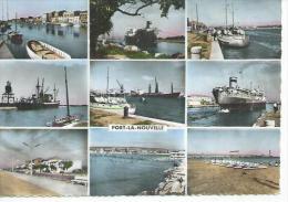 PORT LA NOUVELLE   ( 9 VUES ) - Port La Nouvelle