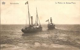 MIDDELKERKE-LA RELEVE DU BATEAU PHARE- Marine- - Middelkerke
