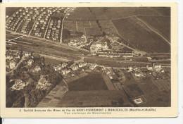 Mancieulles   Mines De Fer     Vue Aérienne - France